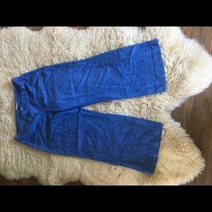 Elevenses wide leg pants size 14